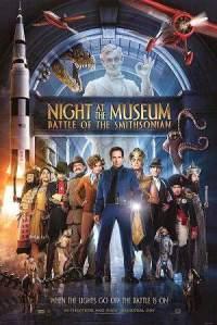 Noche en el museo 2