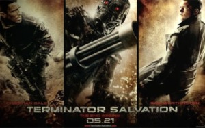 Web de Terminator: Salvation