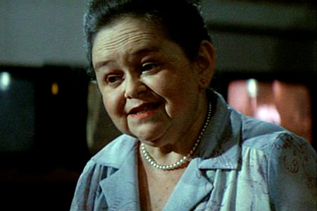 ... Zelda Rubinstein, who was in the movies: The Poltergeist, Teen Witch, ...