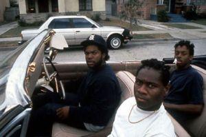 """Ice Cube y sus colegas, en """"Los chicos del barrio"""""""
