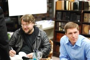 Guillermo del Toro y Chuck Hogan