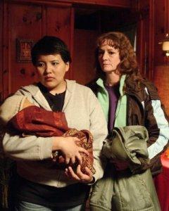 Misty Upham y Melissa Leo