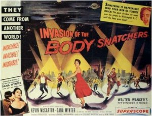 La invasión de los ladrones de cuerpos